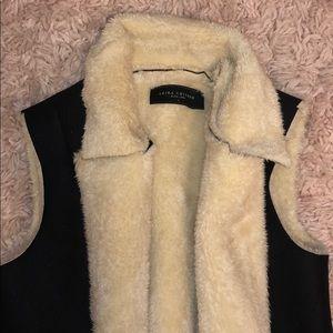 AKIRA black vest